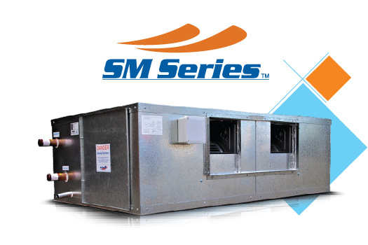 SM-Series Fan Coil Unit